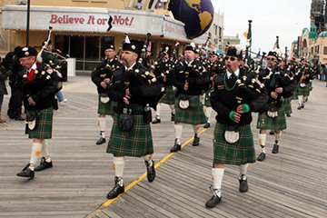 ACFD Sandpipers Bagpipe Band