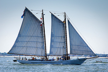 A.J. Meerwald - NJ's Official Tall Ship