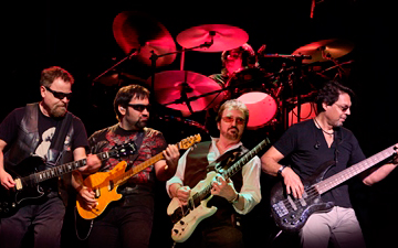 Stockton Rocks the Mainland:  Blue Oyster Cult