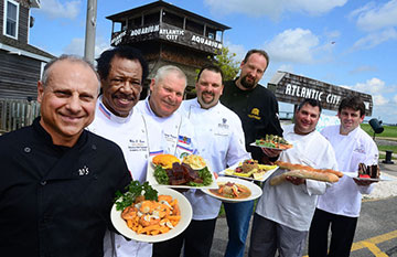 Chefs At The Shore