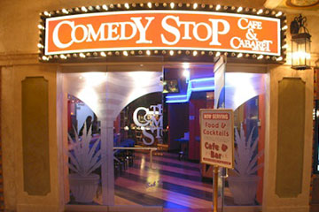 The Comedy Stop Presents Liz Russo, Kevin Downey Jr & Carl Strong