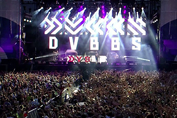 MIXX Presents Winter Music Series With DVBBS