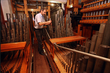Boardwalk Hall Pipe Organ Tours
