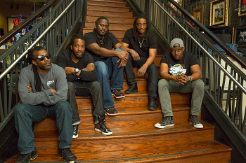 Stockton Rocks the Mainland:  The Original Wailers