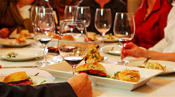 Ultimate Wine & Dine Tour