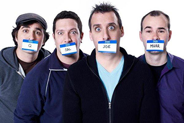 The TruTV Impractical Jokers