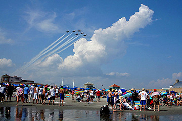 2016 Atlantic City Airshow - Thunder Over the Boardwalk
