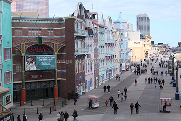 Historic Atlantic City Boardwalk Tour