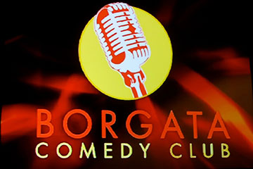 Borgata Comedy Club Presents Rodney Laney, Joe Devito & Percy Crews