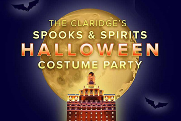 Spooks & Spirits Halloween Costume Party