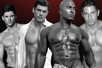 Savage Men - Male Revue Show