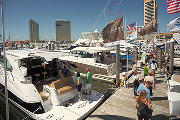 Atlantic City In Water Power Boat Show