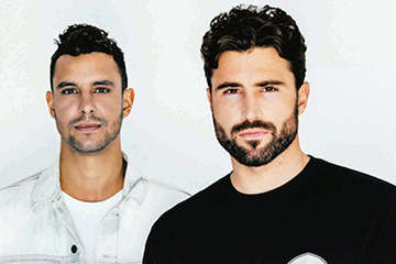 The Pool After Dark Presents Brody Jenner & Devin Lucien