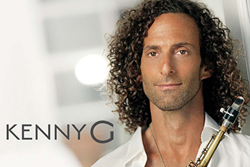 Kenny G The Holiday Tour 2016