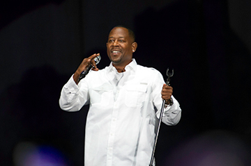 Martin Lawrence - Doin' Time Comedy Tour