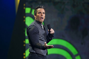Sebastian Maniscalco - Why Would You Do That?
