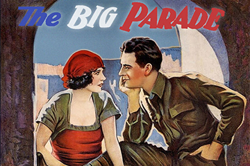 The Big Parade - Silent Film with Live Music Accompaniment