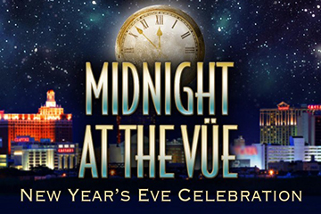 Ring in the New Year at The VÜE