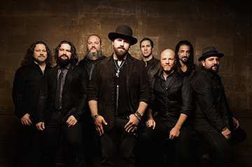 Zac Brown Band:  Black Out The Sun Tour