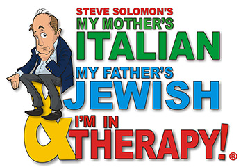 My Mother's Italian My Father's Jewish & I'm in Therapy