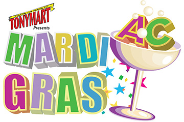 Tony Mart Presents Mardi Gras AC