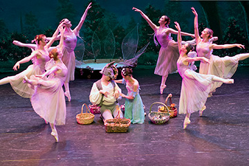 Atlantic City Ballet Presents Midsummer Night's Dream