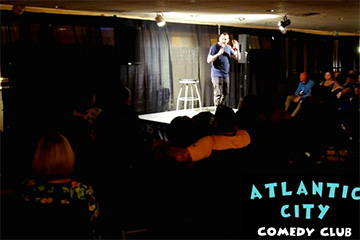 AC Comedy Club - Thursday Night Headliners