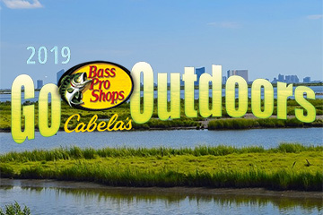 Go Outdoors at Bass Pro Shops and Cabela's