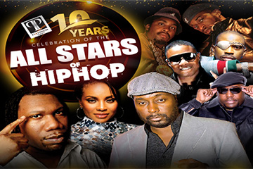 All Stars of Hip Hop