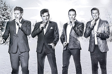 IL Divo: A Holiday Song Celebration