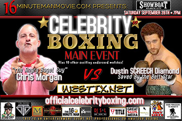 Celebrity Boxing 69 Featuring: Dustin