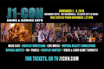 J1-Con Anime & Gaming Expo