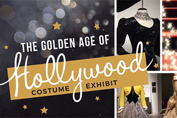 Gene London's Golden Age of Hollywood Fashion Exhibit