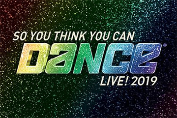 SO YOU THINK YOU CAN DANCE LIVE! 2019