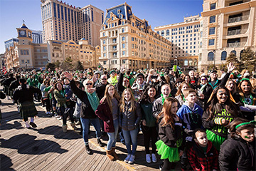 Atlantic City Saint Patrick's Day Parade