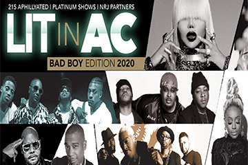 Lit In AC 2020 With Lil Kim, Fat Joe, Ja Rule, State Property