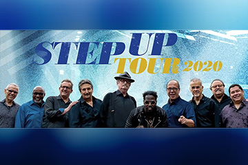 Tower of Power – Step Up Tour 2020