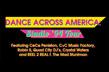 Dance Across America: Studio '94 Tour