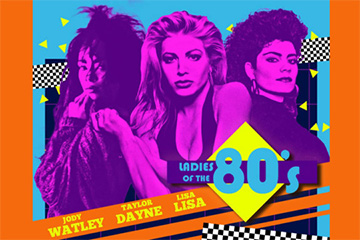 Ladies of the 80's