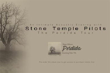 Stone Temple Pilots - The Perdida Tour