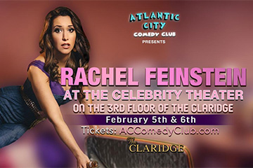 Rachel Feinstein at The Celebrity Theater