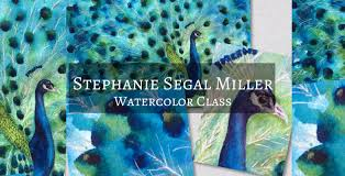 Stephanie Segal Miller Watercolor Class