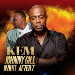 Kem, Johnny Gill, After 7 and Avant