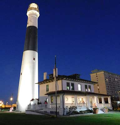 Absecon Lighthouse Presents A