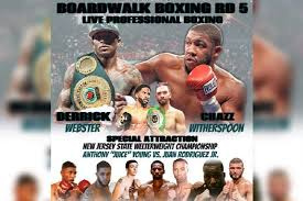 Boardwalk Boxing RD 5