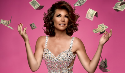 Luann De Lesseps : Countess Cabaret