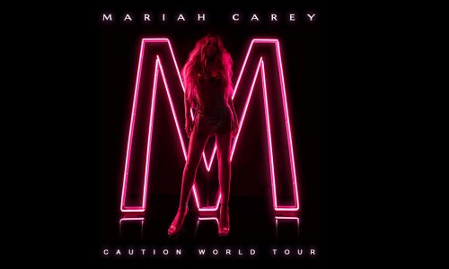 Mariah Carey : Caution World Tour