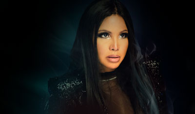 Toni Braxton - As Long As I Live Tour