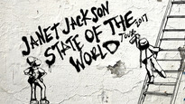Janet Jackson ' State of the World Tour'