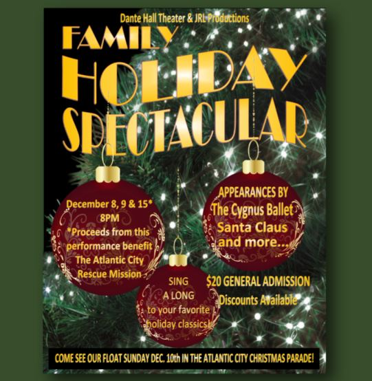A Family Holiday Spectacular